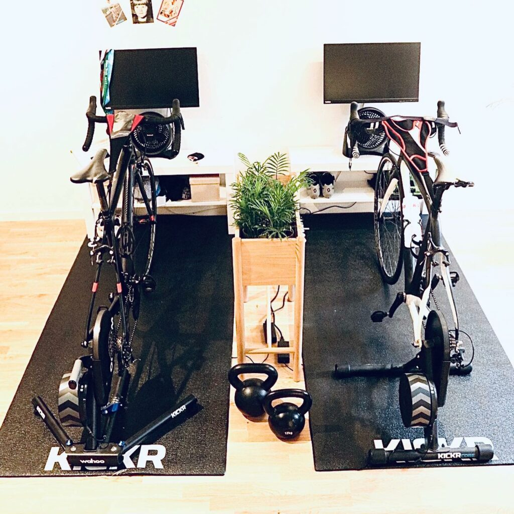 Must have zwift